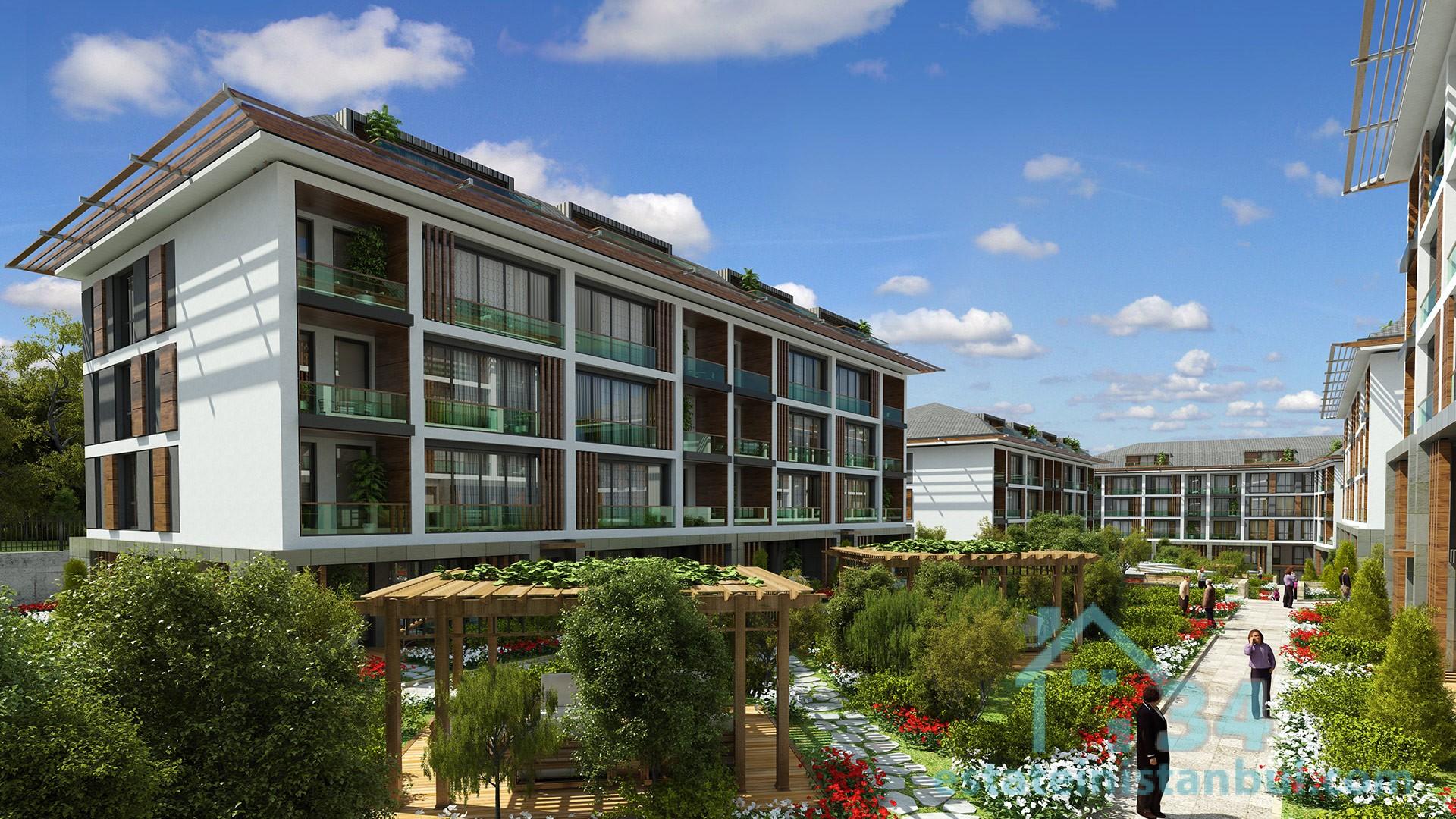 High Quality 6+2 Duplex At The Best Project Of Beylikduzu, Istanbul