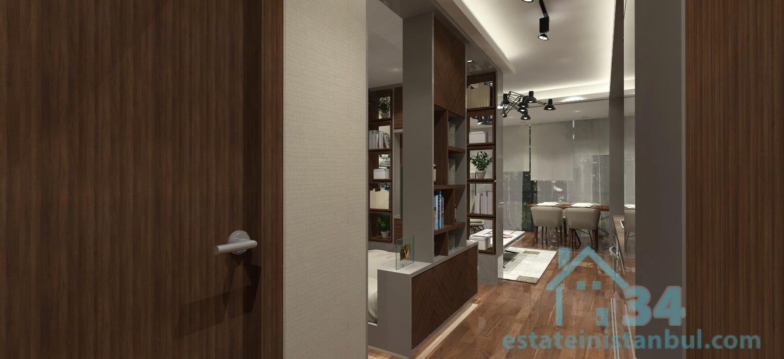 Beautiful & cozy studio apartments in Istanbul